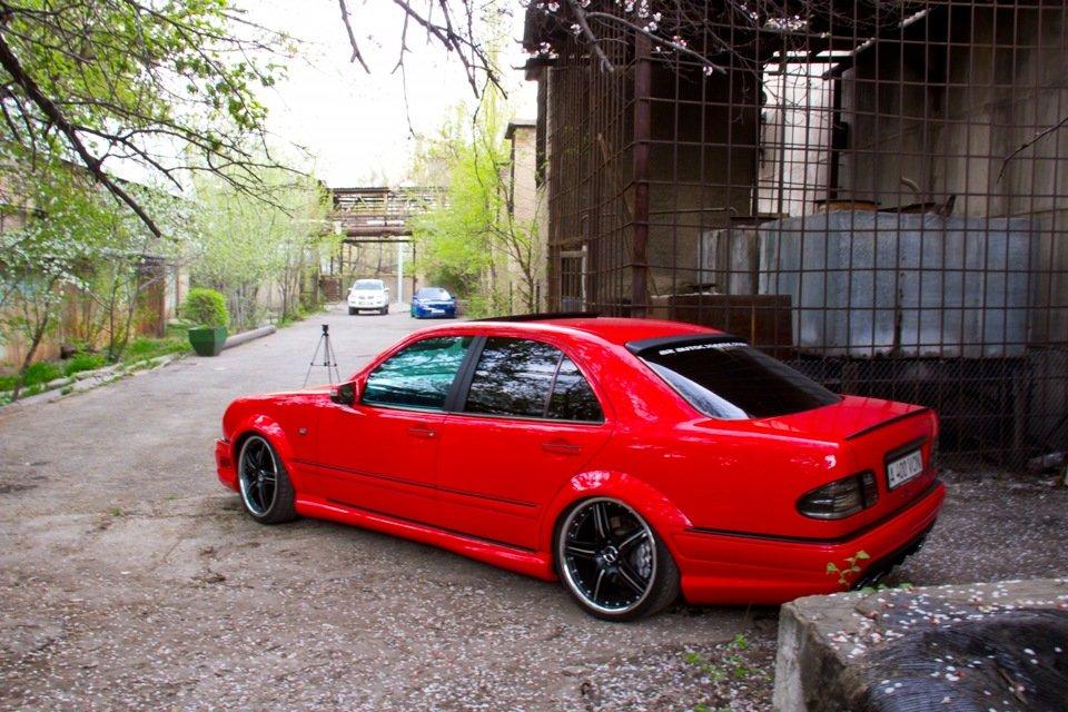 Mercedes-Benz W210 Е55K Kleemann (96)