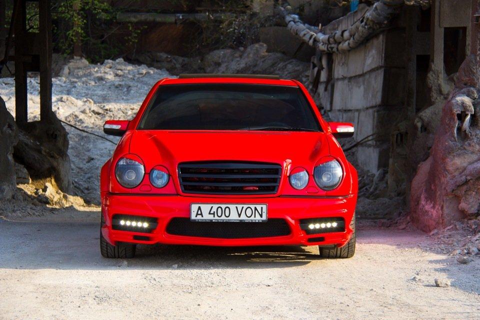 Mercedes-Benz W210 Е55K Kleemann (98)