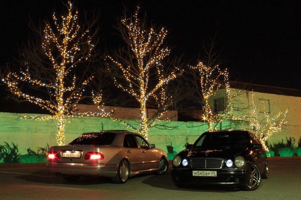 Mercedes-Benz W210 E55 AMG (26)