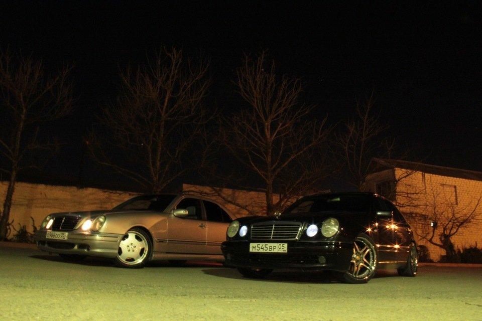Mercedes-Benz W210 E55 AMG (2)