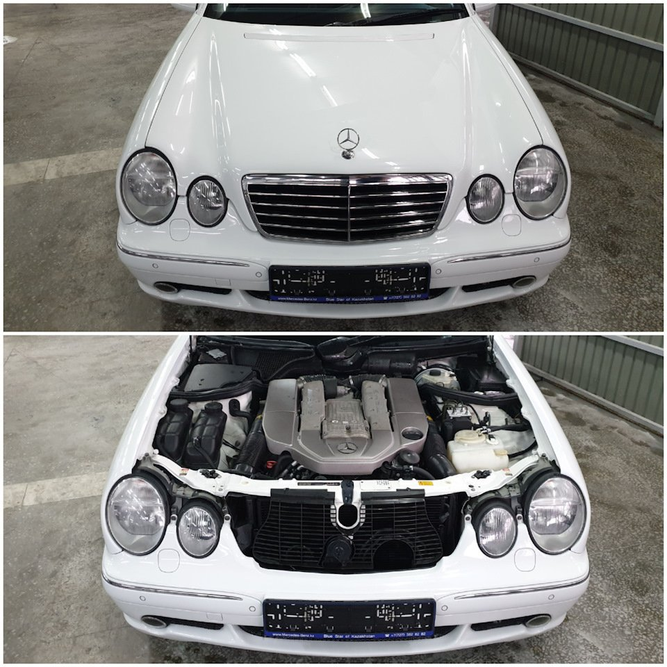 Mercedes-Benz W210 E55 Kompressor (5)