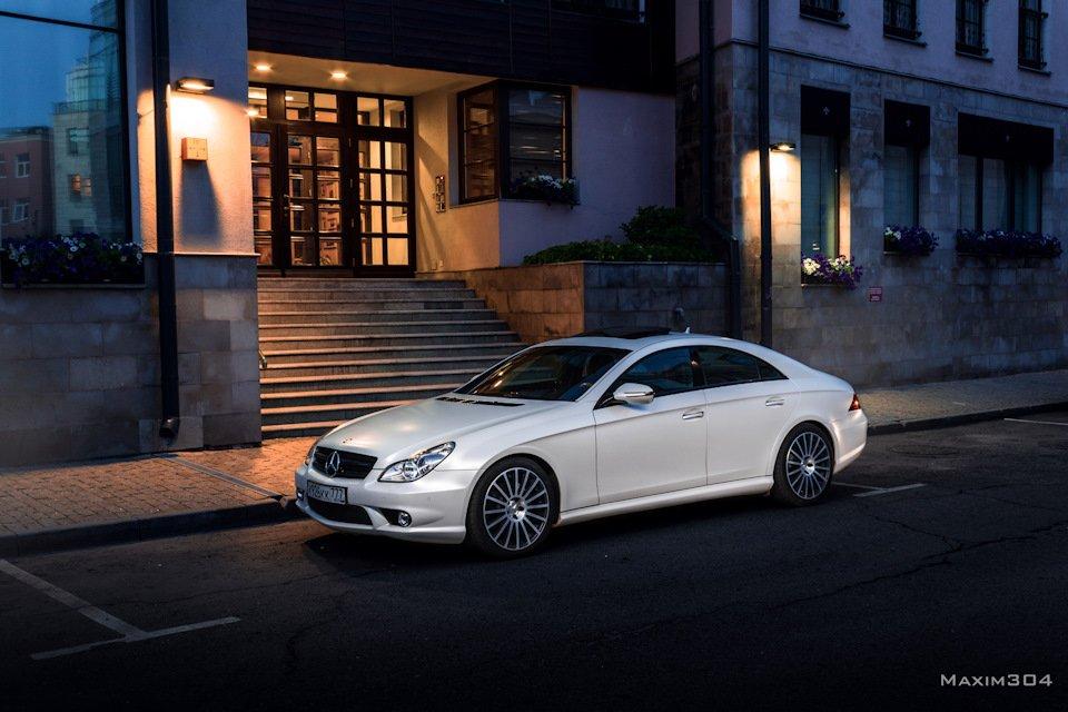 Mercedes-Benz W219 CLS Carbonized (105)