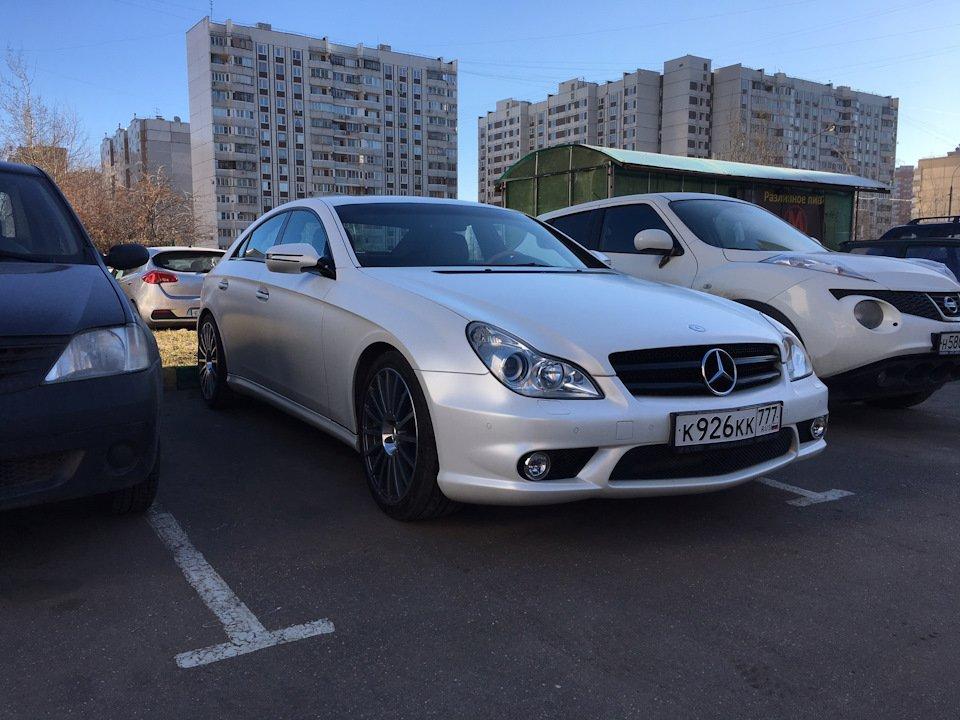 Mercedes-Benz W219 CLS Carbonized (108)