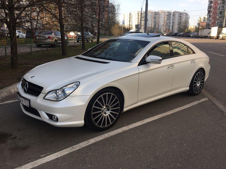 Mercedes-Benz W219 CLS Carbonized (110)