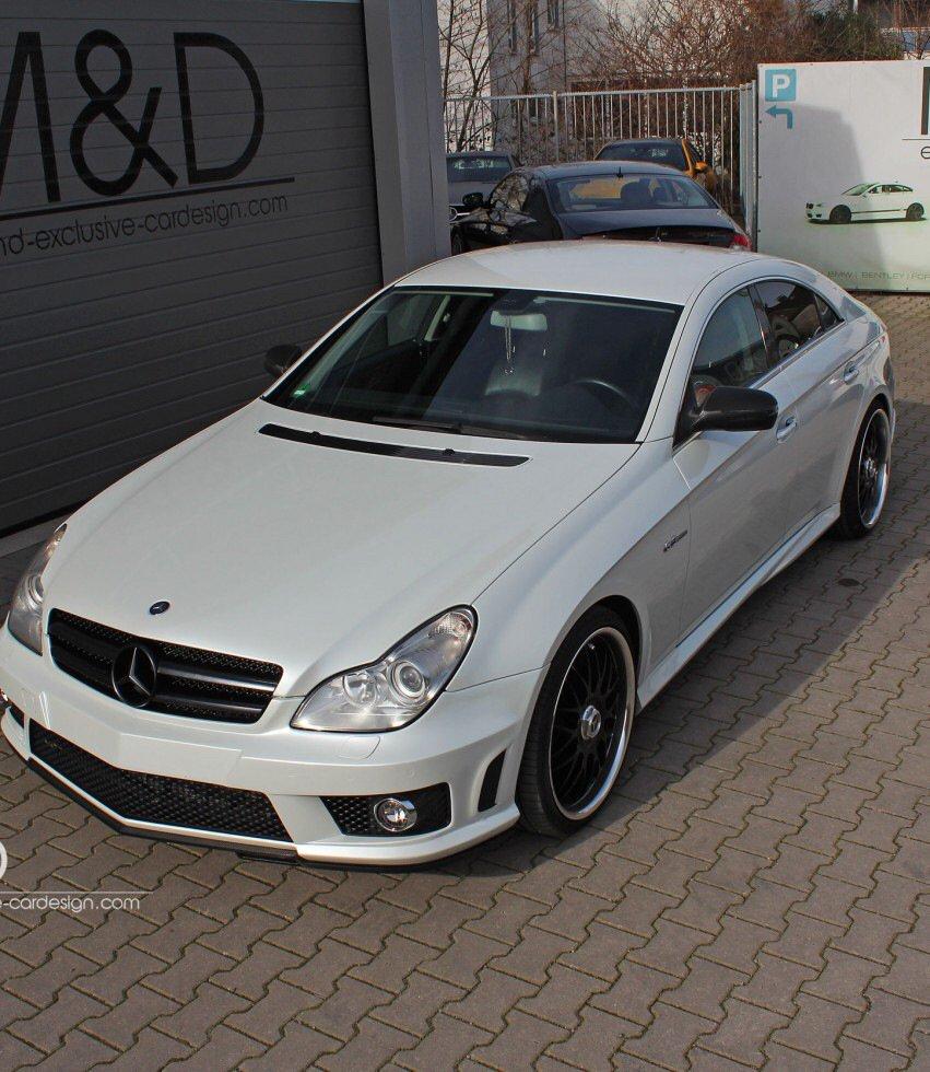 Mercedes-Benz W219 CLS Carbonized (112)