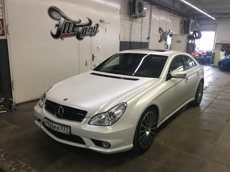Mercedes-Benz W219 CLS Carbonized (115)