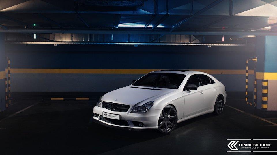 Mercedes-Benz W219 CLS Carbonized (118)
