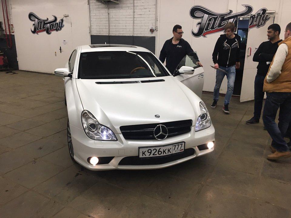 Mercedes-Benz W219 CLS Carbonized (126)