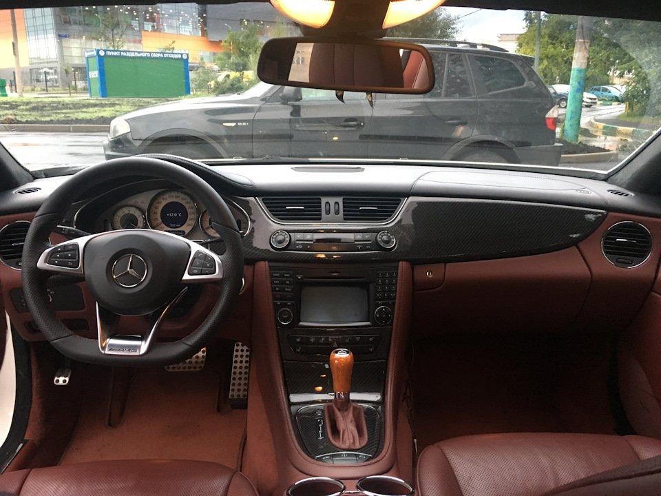 Mercedes-Benz W219 CLS Carbonized (131)