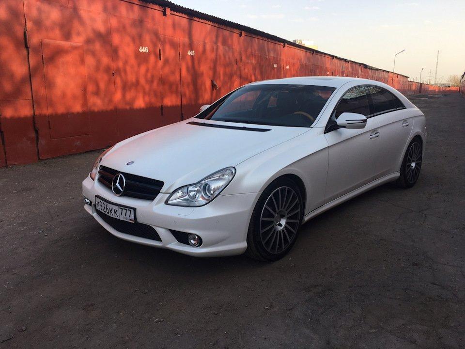 Mercedes-Benz W219 CLS Carbonized (133)