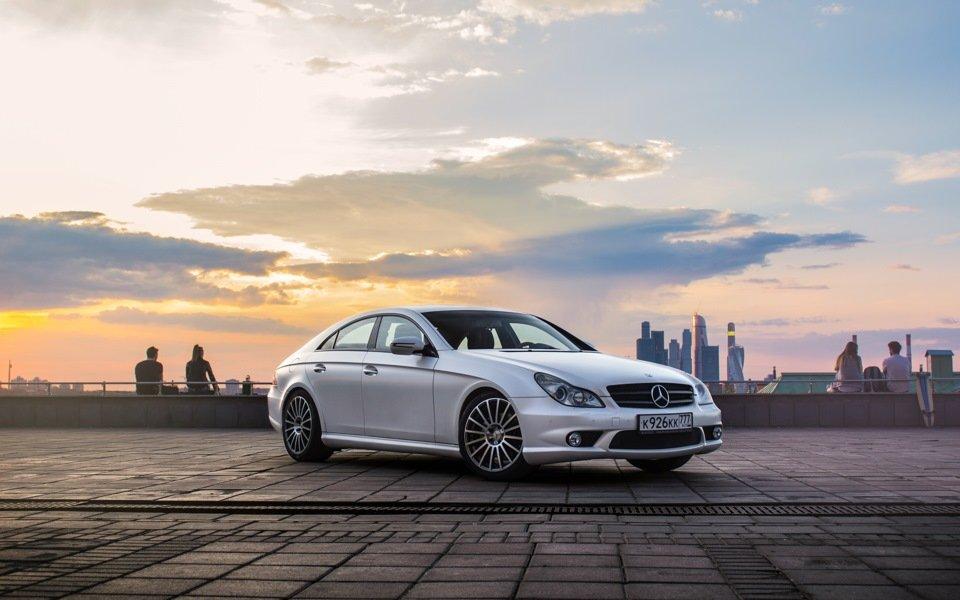 Mercedes-Benz W219 CLS Carbonized (146)