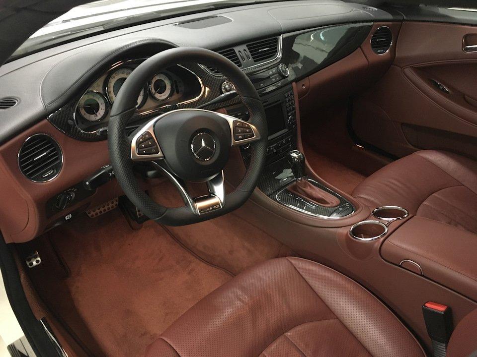 Mercedes-Benz W219 CLS Carbonized (148)