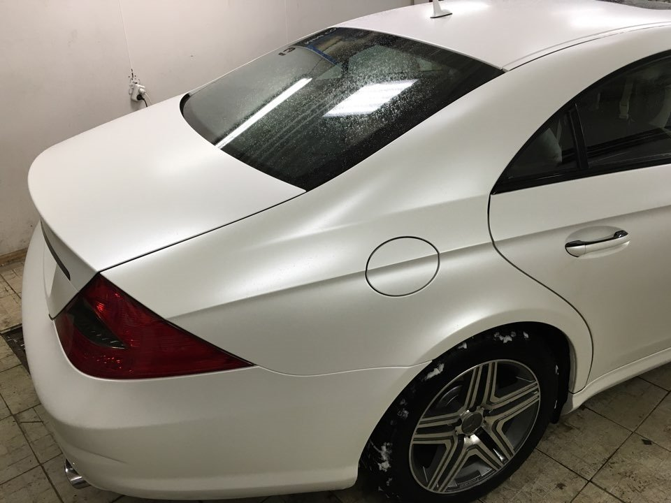 Mercedes-Benz W219 CLS Carbonized (150)