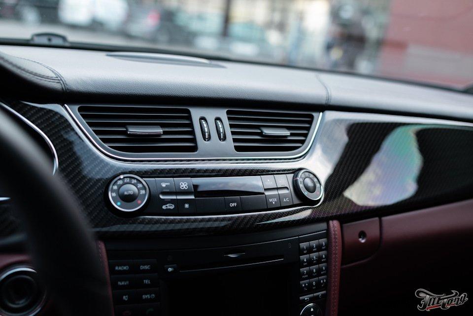 Mercedes-Benz W219 CLS Carbonized (152)