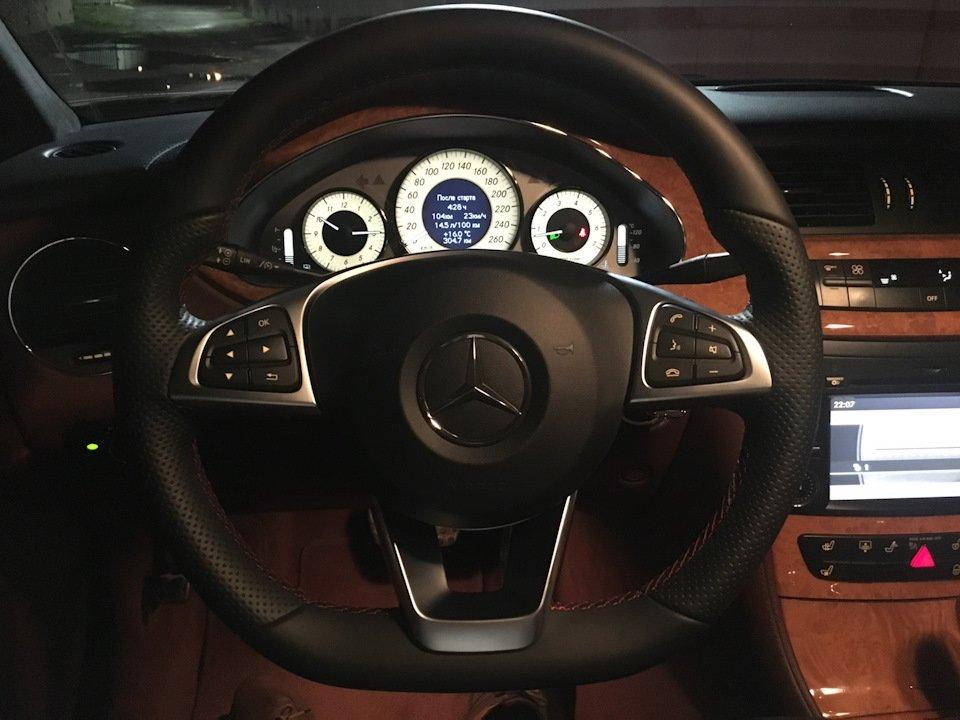 Mercedes-Benz W219 CLS Carbonized (153)