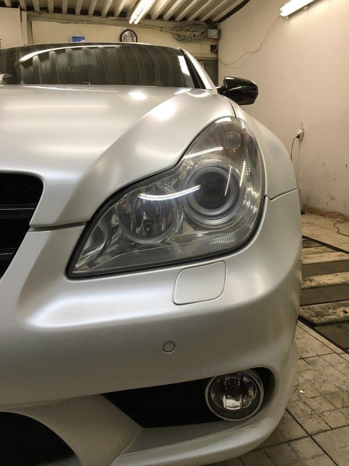 Mercedes-Benz W219 CLS Carbonized (15)