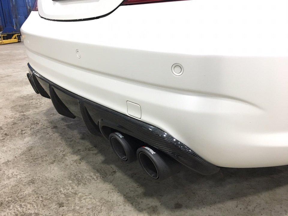 Mercedes-Benz W219 CLS Carbonized (165)