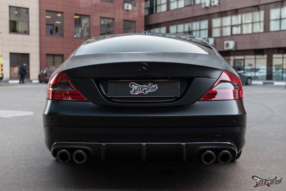 Mercedes-Benz W219 CLS Carbonized (166)