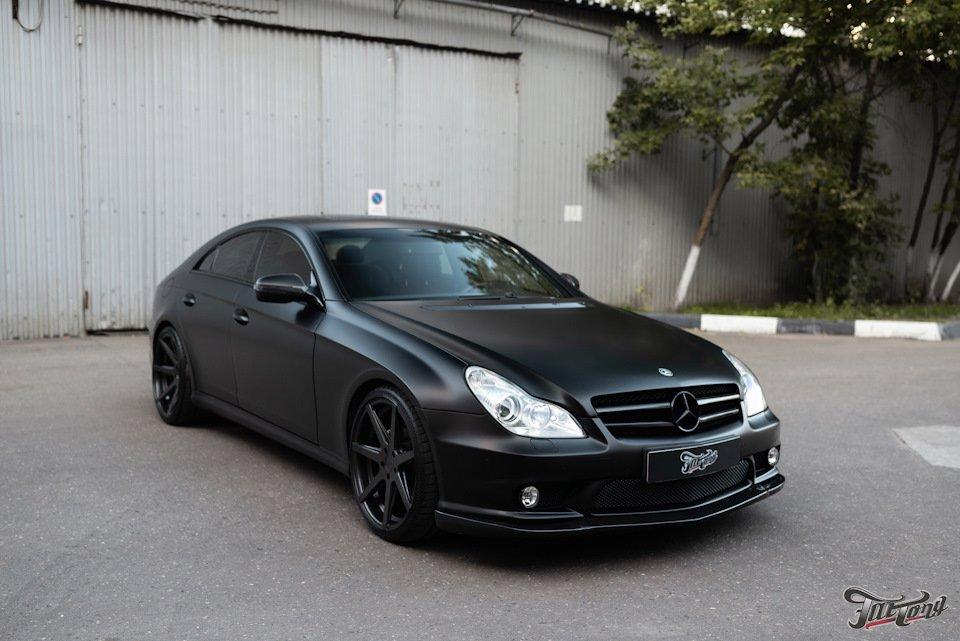 Mercedes-Benz W219 CLS Carbonized (167)