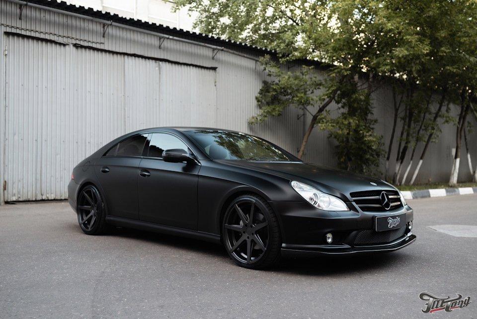 Mercedes-Benz W219 CLS Carbonized (168)