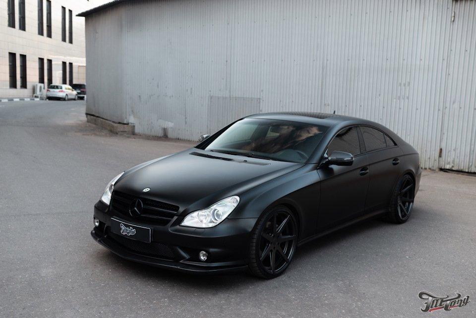 Mercedes-Benz W219 CLS Carbonized (16)