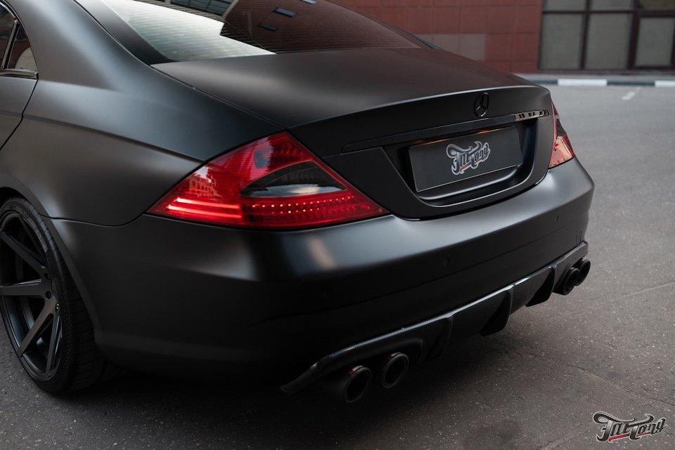 Mercedes-Benz W219 CLS Carbonized (172)