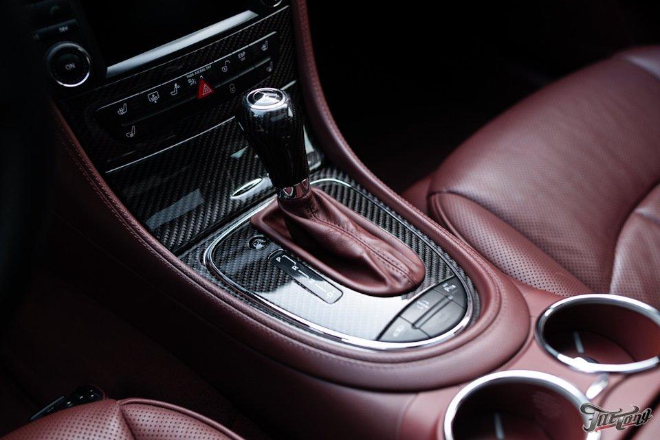 Mercedes-Benz W219 CLS Carbonized (175)
