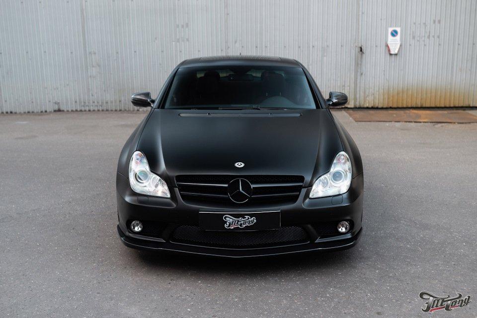 Mercedes-Benz W219 CLS Carbonized (183)