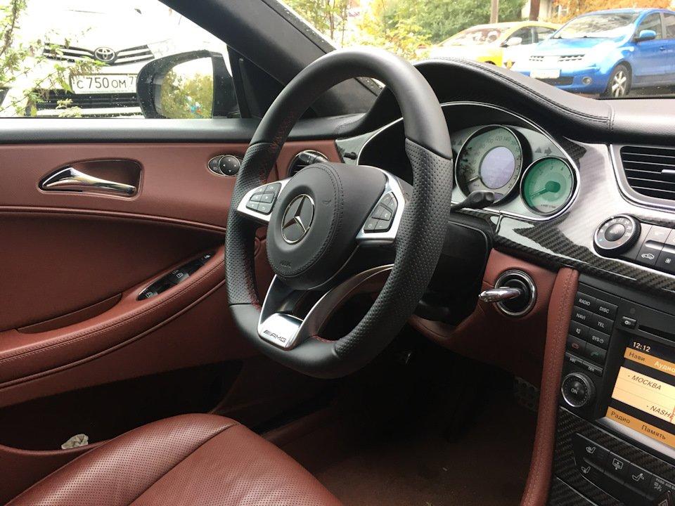 Mercedes-Benz W219 CLS Carbonized (24)