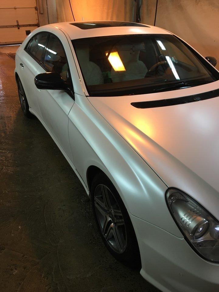 Mercedes-Benz W219 CLS Carbonized (27)