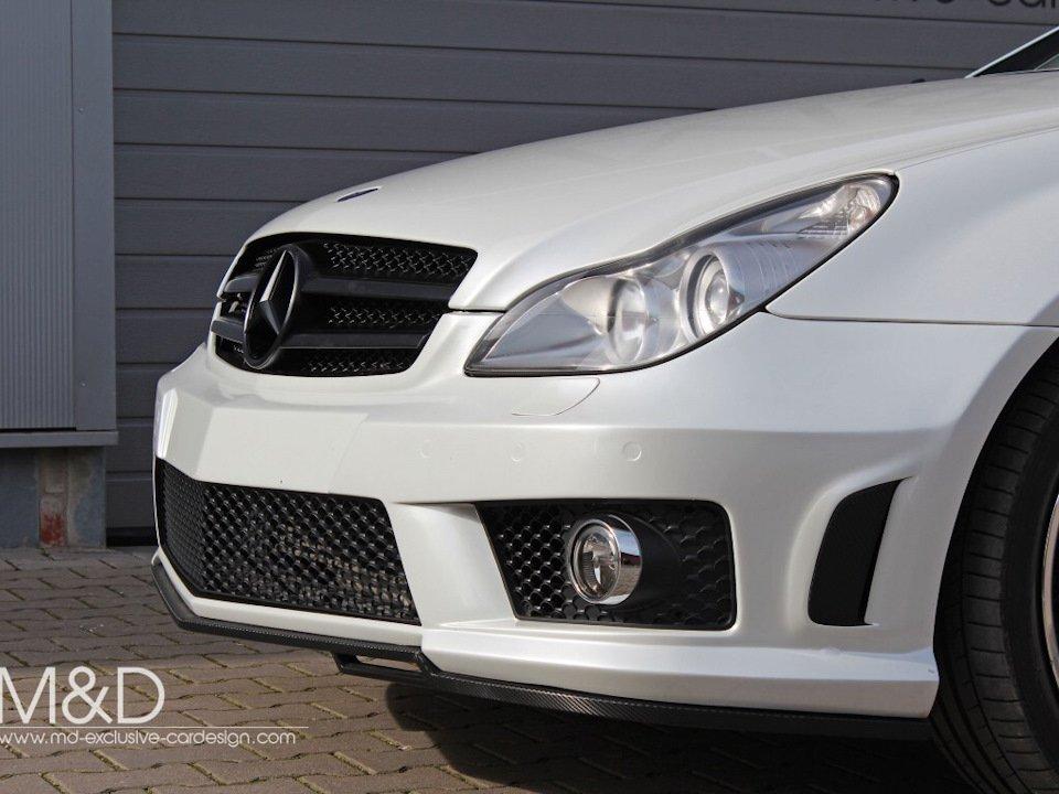 Mercedes-Benz W219 CLS Carbonized (28)