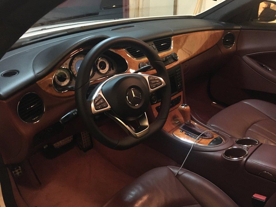 Mercedes-Benz W219 CLS Carbonized (29)