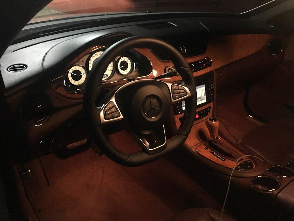 Mercedes-Benz W219 CLS Carbonized (38)