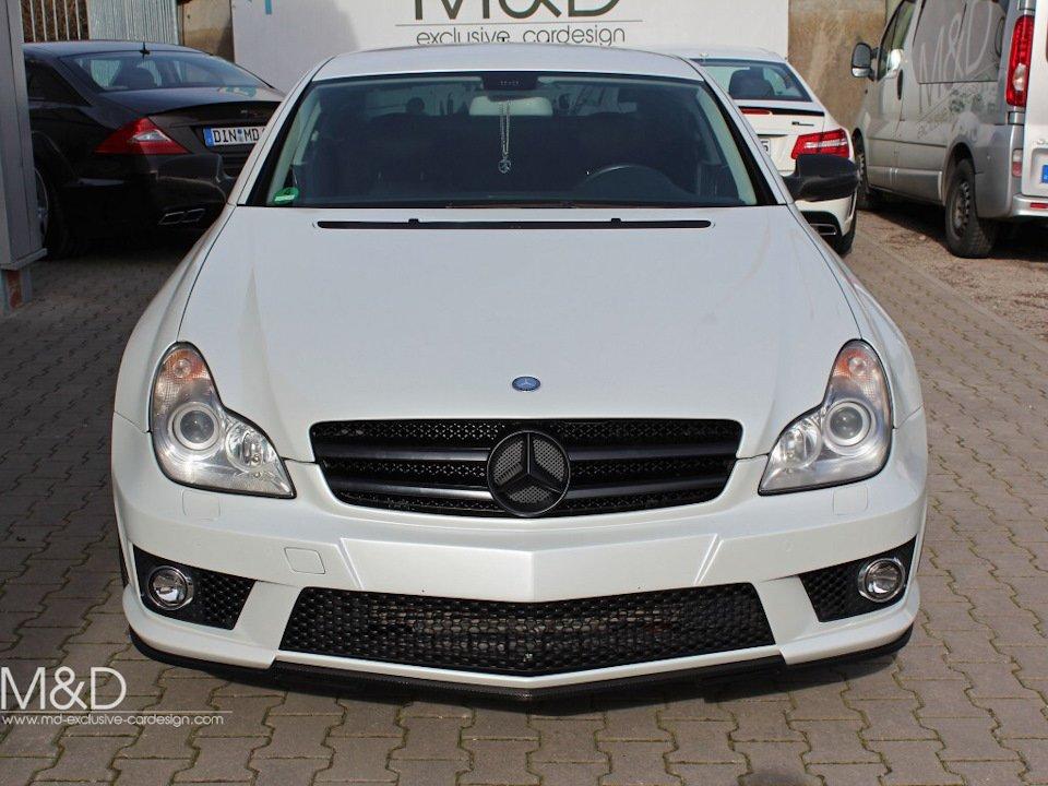 Mercedes-Benz W219 CLS Carbonized (45)