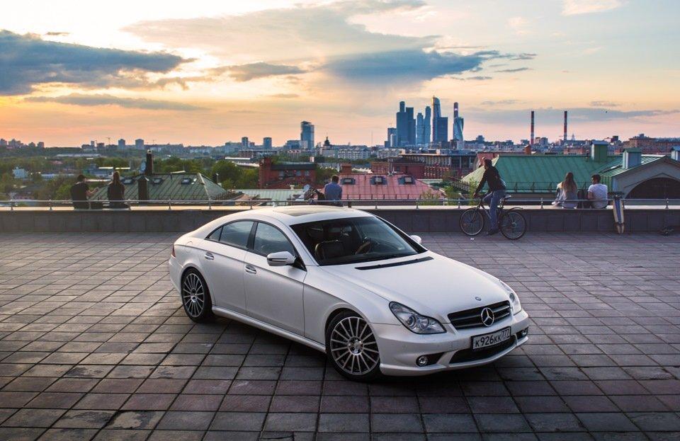 Mercedes-Benz W219 CLS Carbonized (51)