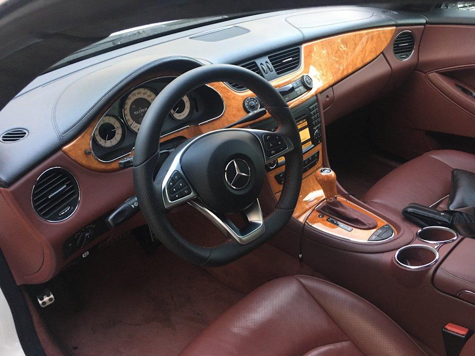 Mercedes-Benz W219 CLS Carbonized (66)
