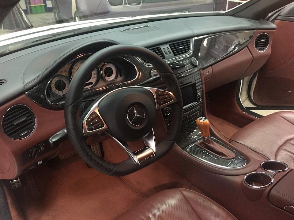 Mercedes-Benz W219 CLS Carbonized (68)