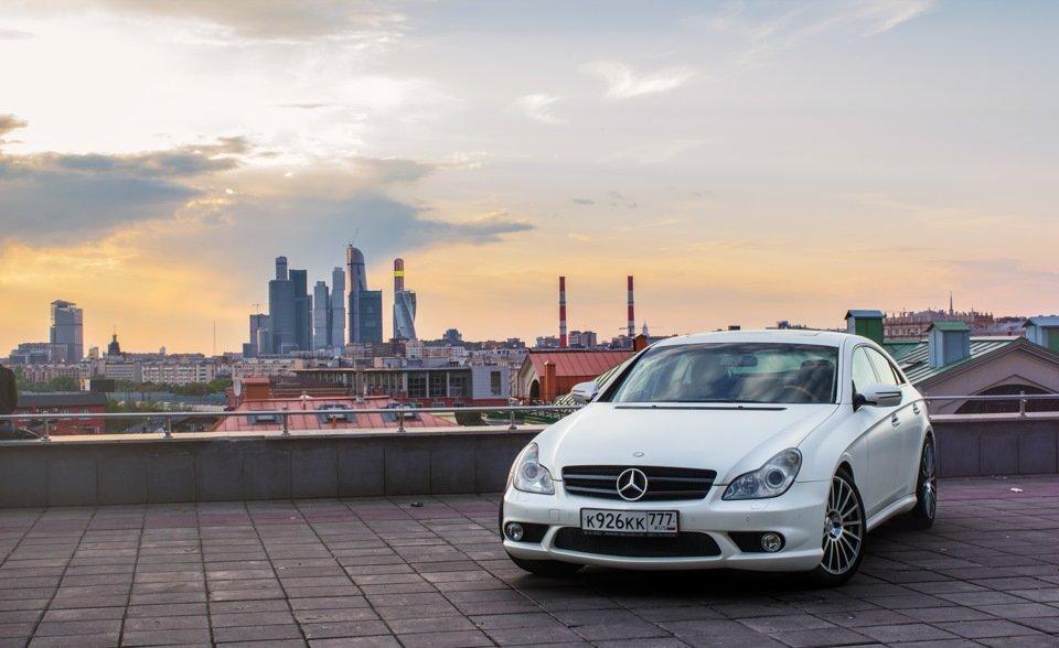 Mercedes-Benz W219 CLS Carbonized (72)