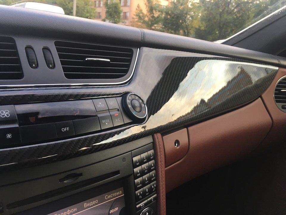 Mercedes-Benz W219 CLS Carbonized (73)