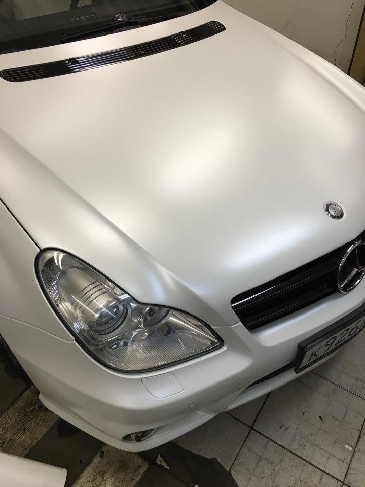 Mercedes-Benz W219 CLS Carbonized (85)