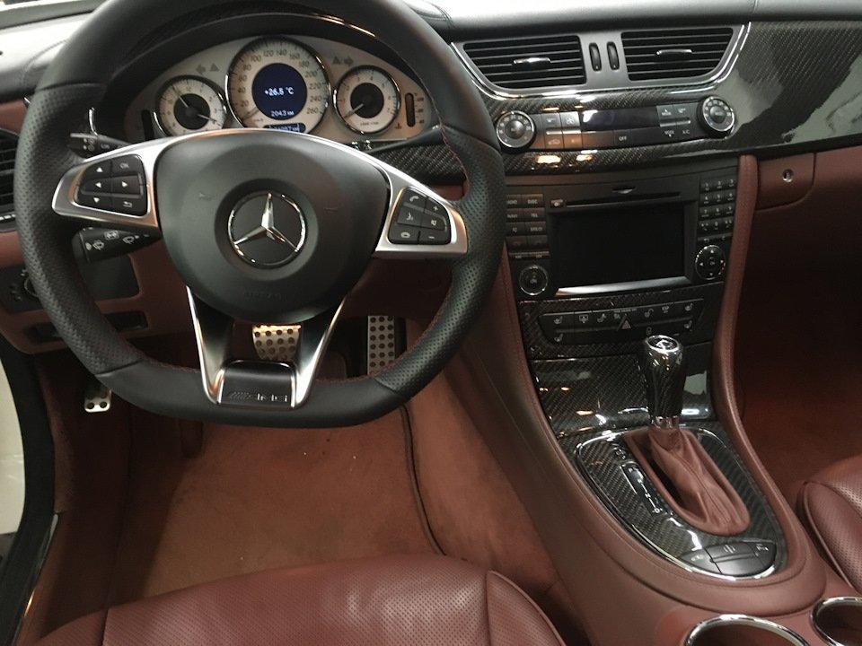 Mercedes-Benz W219 CLS Carbonized (97)