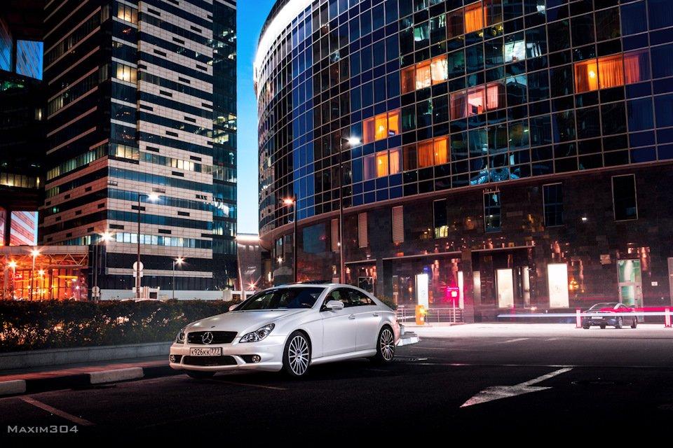 Mercedes-Benz W219 CLS Carbonized (9)