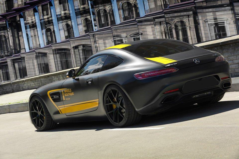 Mercedes AMG GT S WBM 510HP 2015 (11)