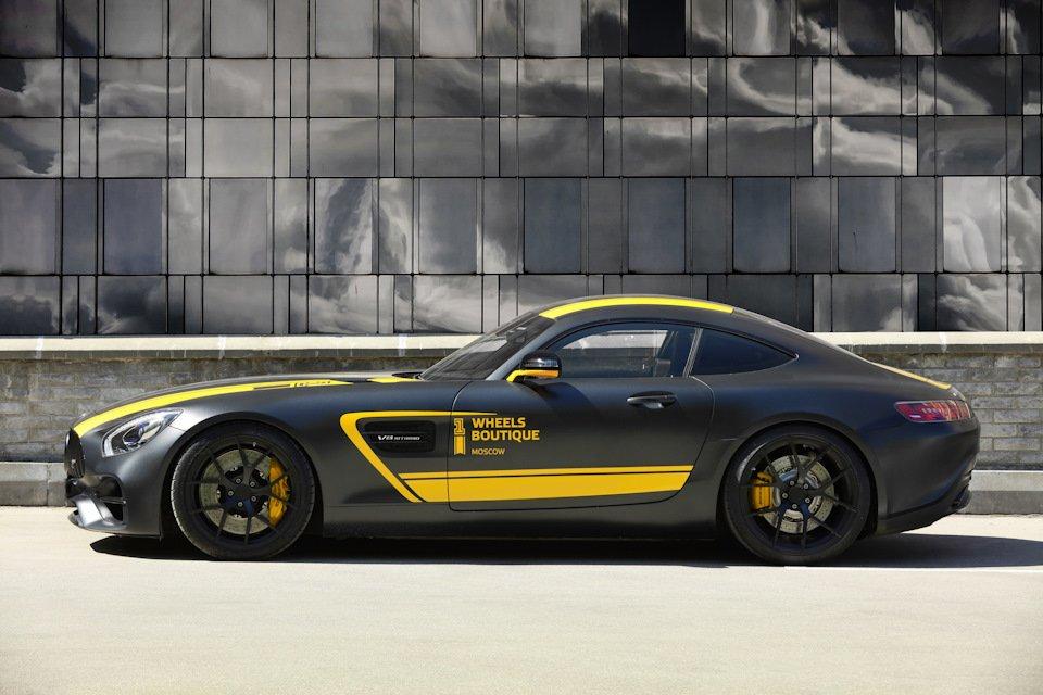 Mercedes AMG GT S WBM 510HP 2015 (14)