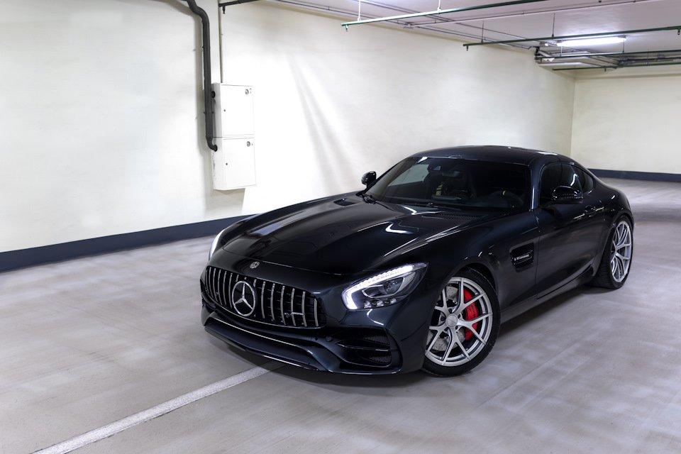 Mercedes AMG GT S WBM 510HP 2015 (15)