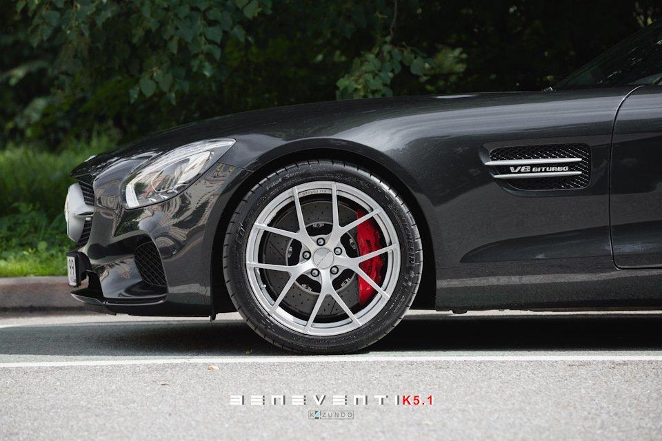 Mercedes AMG GT S WBM 510HP 2015 (18)