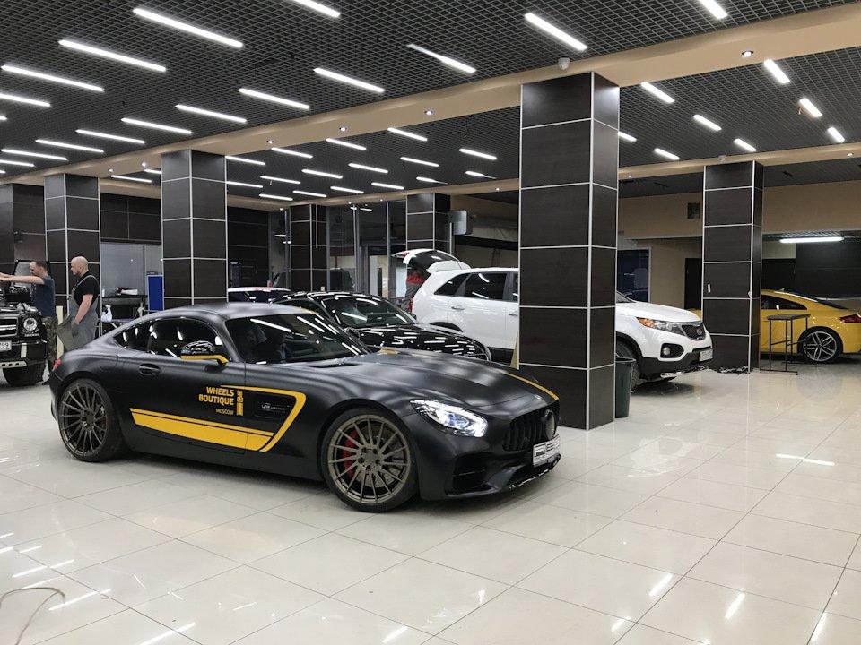 Mercedes AMG GT S WBM 510HP 2015 (1)