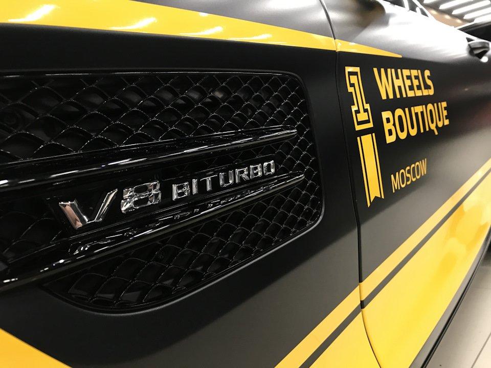 Mercedes AMG GT S WBM 510HP 2015 (35)