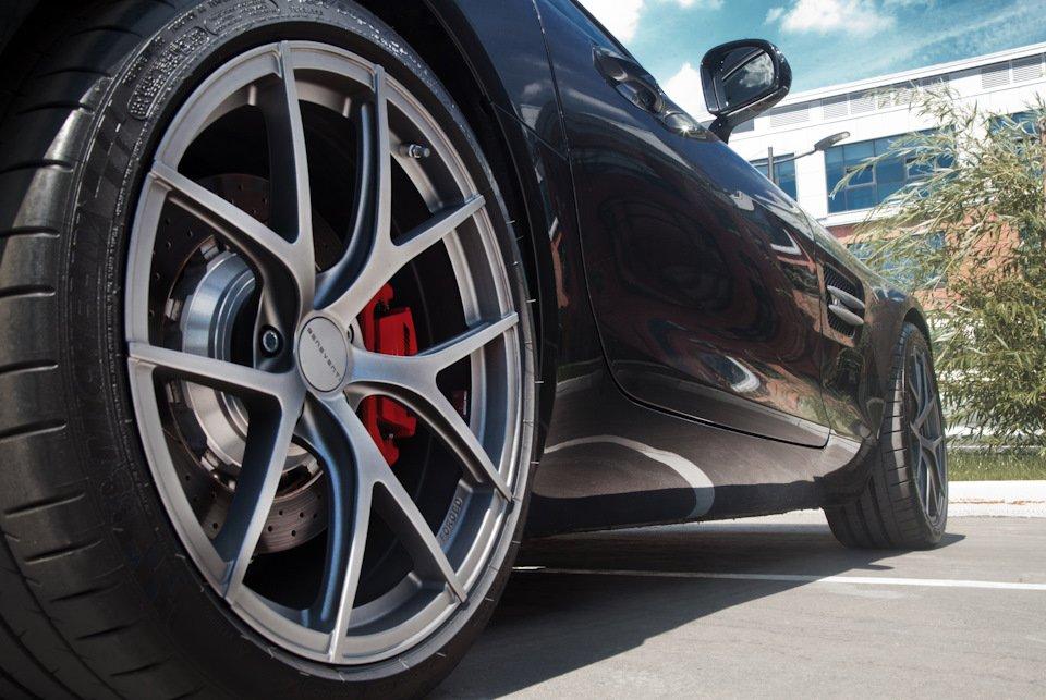 Mercedes AMG GT S WBM 510HP 2015 (38)