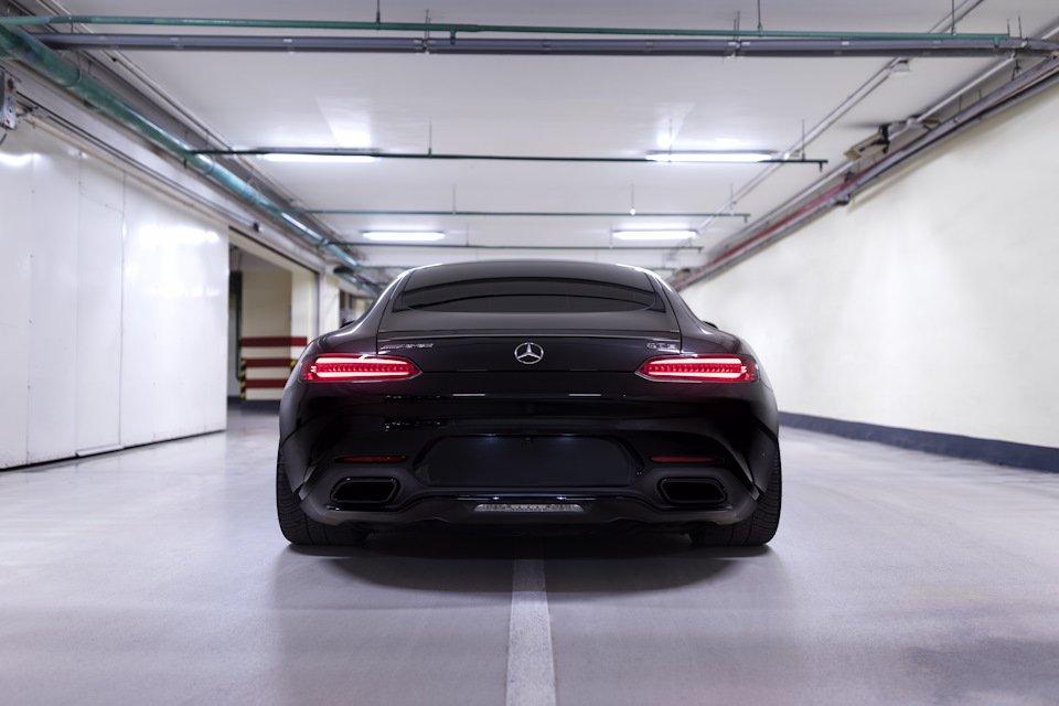 Mercedes AMG GT S WBM 510HP 2015 (41)